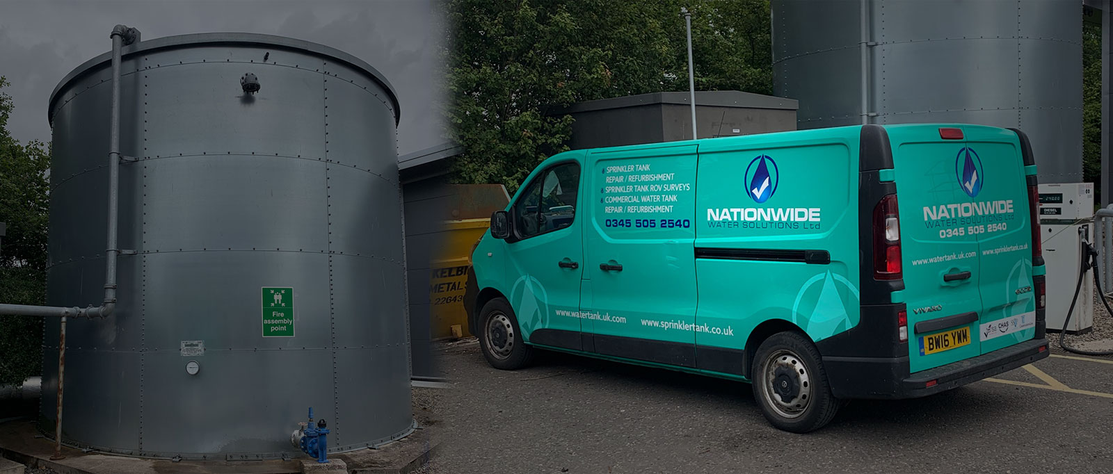 Nationwide Water Solutions Ltd